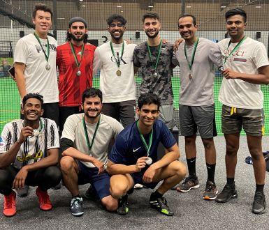Inddor soccer team2