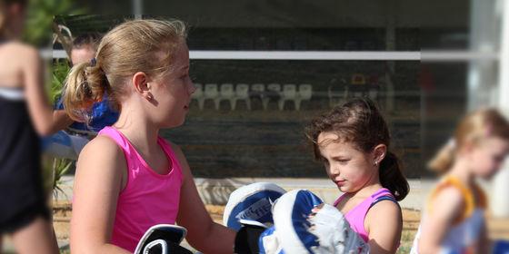 Arc Kids Club Boxing Girls