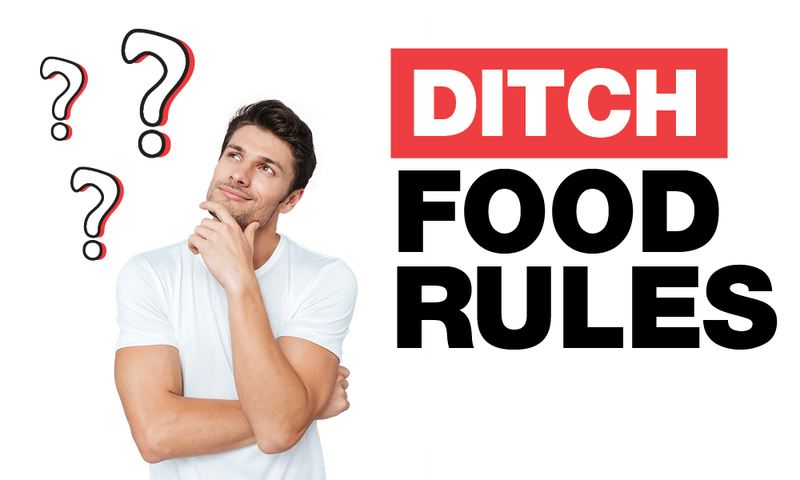 Ditch Food Rules Newsites Web