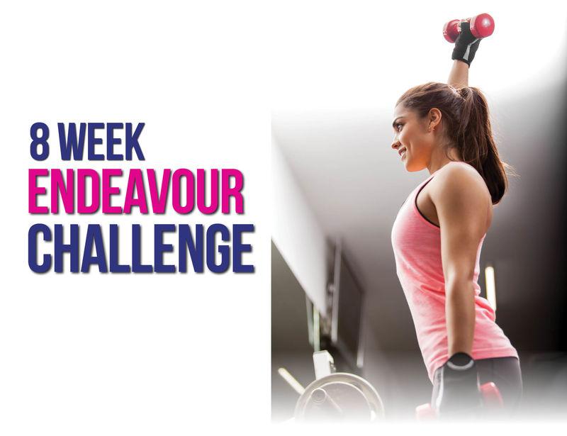 8 Week Endeavour Challenge
