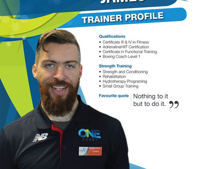 One Casey Trainer Profiles Final 5