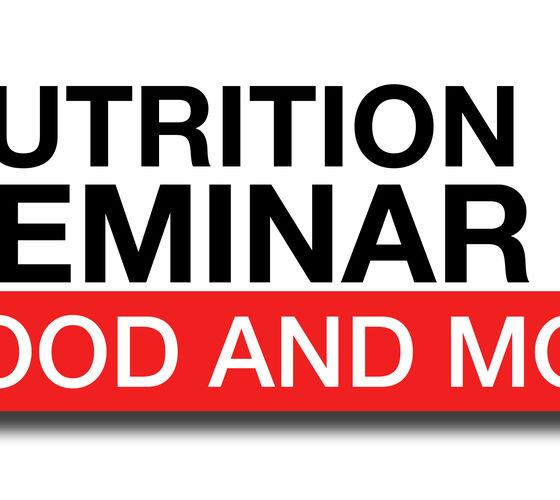 Nutrition Seminar Web Image Casey June2019