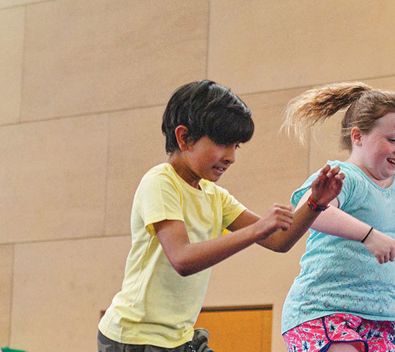 Tv End Hills Active Confident Kidsjump