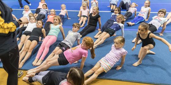 BLC Gymnasts