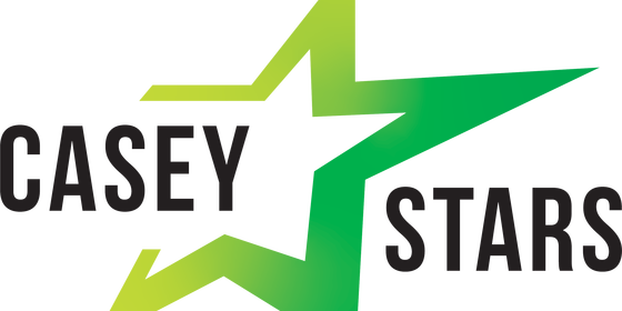 Casey Stars Logo Gradient 2019