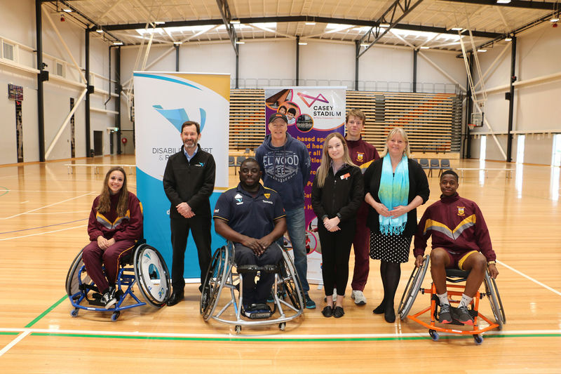 Dsr Wheelchair Sports