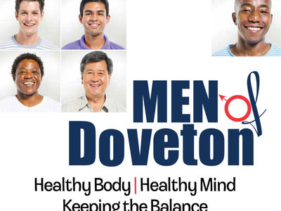 It's Mo's show with the Men of Doveton